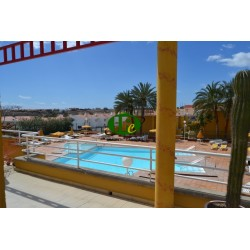 Bungalow with 1 bedroom and large balcony, in the sea - direction - 14