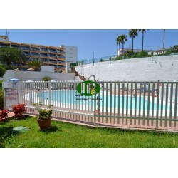 Apartment studio on the ground floor with a small living area for sale in playa del ingles - 1