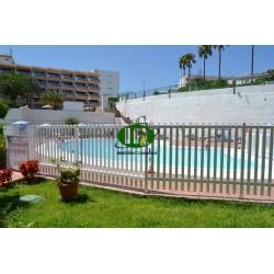 Apartmentstudio im Parterre mit kleinem Wohnbereich zum kaufen in playa del ingles - 1