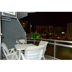 Apartment located on the top floor with 1 bedroom