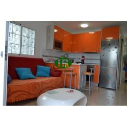 Super bonito apartamento en excelente ubicación con vistas al mar. En un pequeño complejo tranquilo - 2