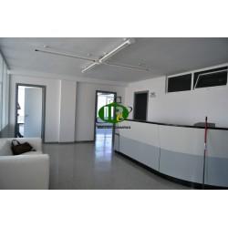 Офисные помещения, разные размеры для разных условий