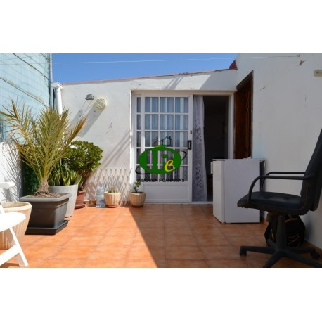 Beautiful apartment above the roofs of el Tablero for 1 to 2 people with 1 bedroom and large terrace - 1