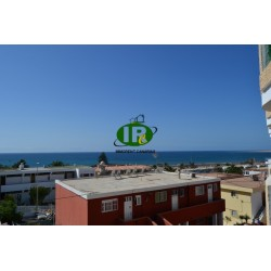 Apartment with 1 bedroom on approx. 45 sqm living space in the third sea line - 1