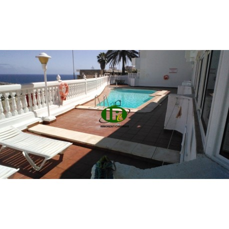 Apartment in a quiet location with sea views and communal pool near the beach and harbor nearby - 1