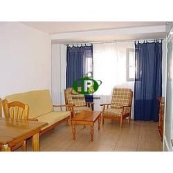 Studio mit Schlafbereich auf 62 m2 Wohnfläche in 3. Etage - 1