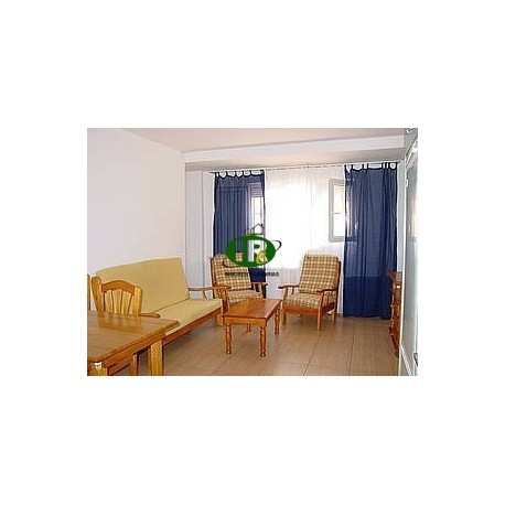 Studio met slaapgedeelte op vierkante meter woonoppervlak op de 3e verdieping - 1