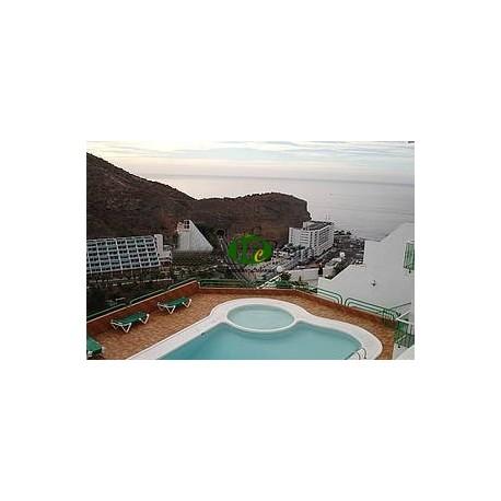 Duplex appartement met 1 slaapkamer op de 1e verdieping 80 vierkante meter balkon met uitzicht op zee - 1