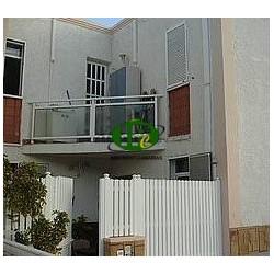 Duplex mit 3 Schlafzimmern und 2 Bädern auf 100 qm mit Aircondition und Terrasse - 8