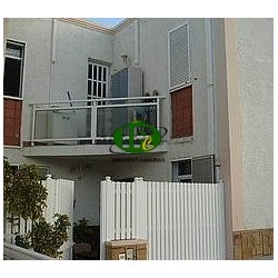 Duplex with 3 bedrooms and 2 bathrooms on 100 sqm with air conditioning and terrace